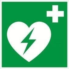 Pictobord AED