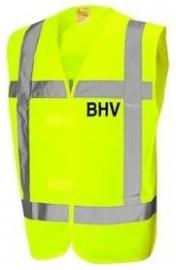 Hesje / BHV Hesje inclusief / BHV Vest (inclusief opdruk BHV)