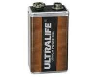 9 Volt Lithium Batterij  € 14,95