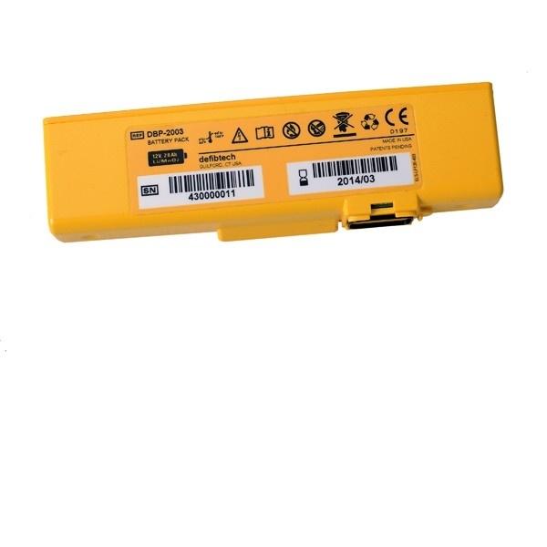 Batterij Defibtech Lifeline VIEW (DCF 2003)