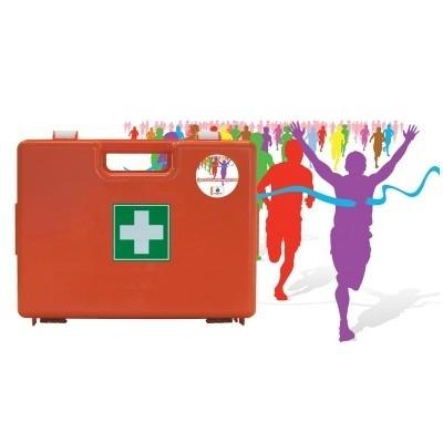 Verbandtrommel Sport en Evenementen (Oranje Kruis)