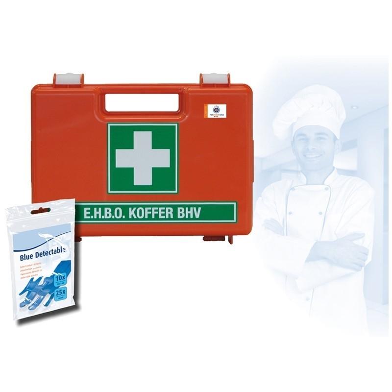 Verbandtrommel Voedingsindustrie (HACCP)