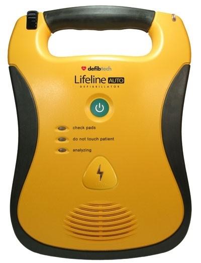 Defibtech Lifeline Volautomaat
