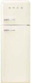 Smeg koelkast retro FAB30RCR3 rechtsdraaiend crème
