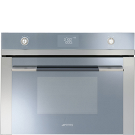 Smeg magnetron met grill SF4120M
