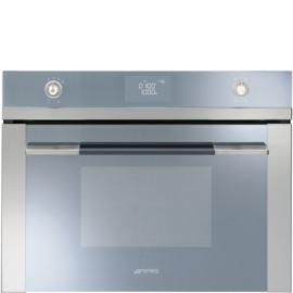 Smeg oven met magnetronfunctie SF4120MC