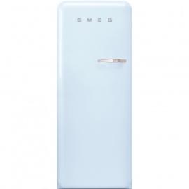 Smeg retro koelkast FAB28LPB3 linksdraaiend pastelblauw