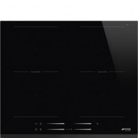 Smeg kookplaat inductie 60cm SI2M7643B