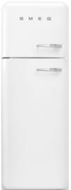 Smeg retro koelkast FAB30LWH3 linksdraaiend wit