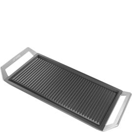 Smeg grillplaat GRIDDLE geschikt voor inductie