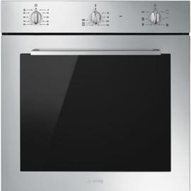 Smeg oven Selezione RVS SF64M3VX