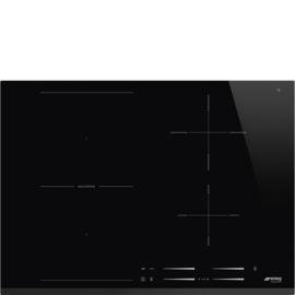 Smeg kookplaat inductie 70 cm SI1M7743B