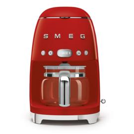 Smeg outlet filterkoffie DCF01RDEU rood