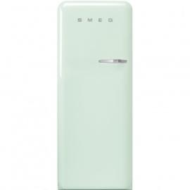 Smeg retro koelkast FAB28LPG3 linksdraaiend watergroen