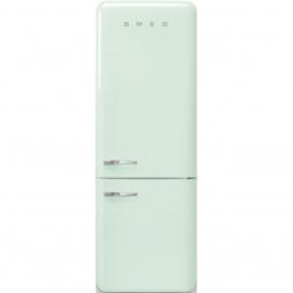 Smeg koelkast FAB38RPG rechtsdraaiend water groen