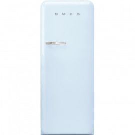 Smeg retro koelkast FAB28RPB3 rechtsdraaiend pastelblauw