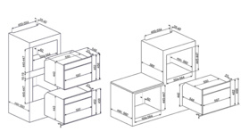 Smeg oven met magnetronfunctie SF4920MCX1 Victoria RVS