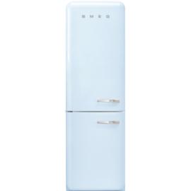 Smeg retro koelkast FAB32LPB5 linksdraaiend pastelblauw