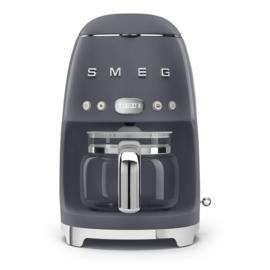 Smeg outlet DCF02GREU filterkoffiemachine lei grijs