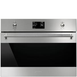 Smeg oven met magnetronfunctie SF4395MCX