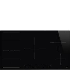 Smeg inductie kookplaat 90cm SI1F7955B