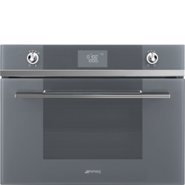 Smeg oven met magnetronfunctie SF4102MCS
