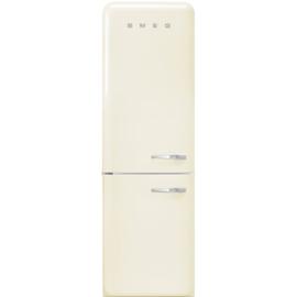 Smeg retro koelkast FAB32LCR3 linksdraaiend creme