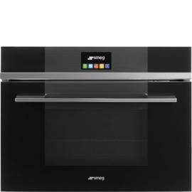 Smeg inbouw combi oven SF4104MCN