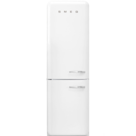 Smeg retro koelkast FAB32LWH3 linksdraaiend wit