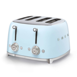 Smeg outlet TSF03PBEU broodrooster 4x4
