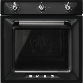 Smeg inbouw oven 60cm SF6905N1 zwart