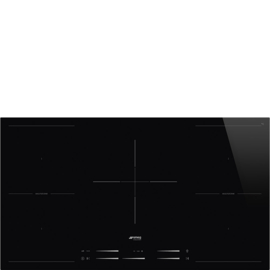 Smeg kookplaat inductie 90cm SI2M7953D