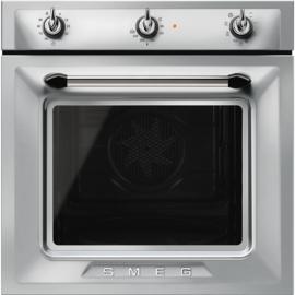 Smeg inbouw oven 60cm SF6905X1 RVS