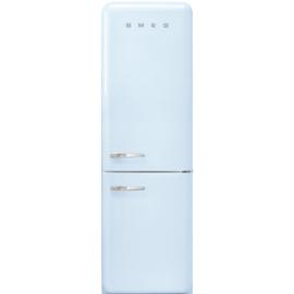Smeg retro koelkast FAB32RPB5 rechtsdraaiend pastelblauw