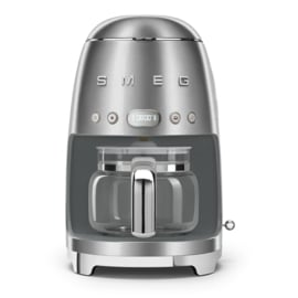 Smeg outlet filterkoffie DCF01SSEU chrome