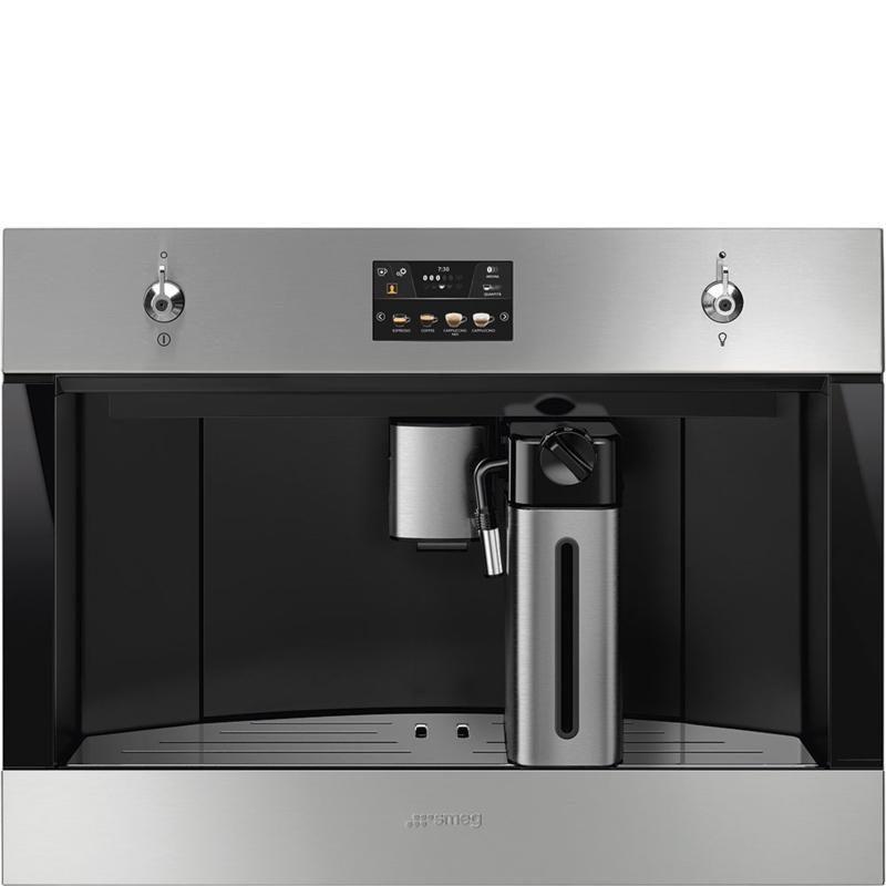 Smeg koffiemachine CMS4303X