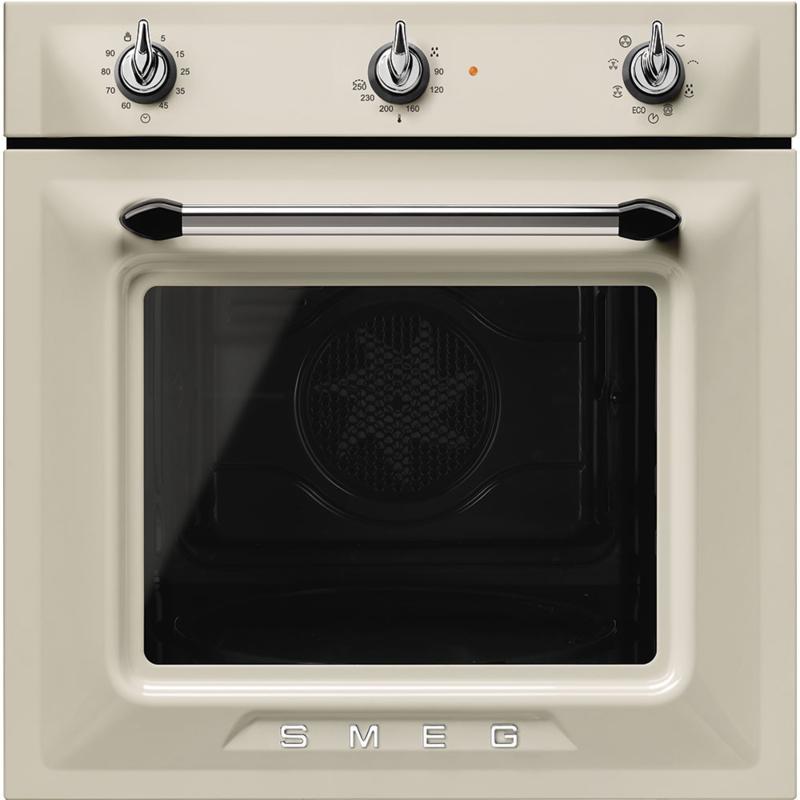 Smeg inbouw oven SF6905P1 creme