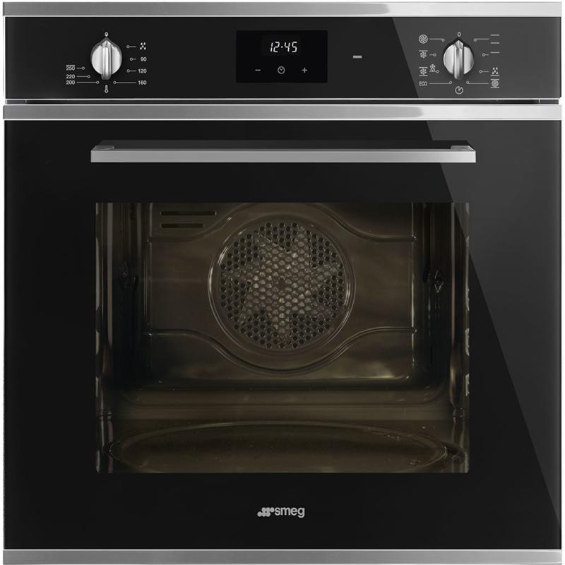 Smeg inbouw oven SF6400TVN zwart