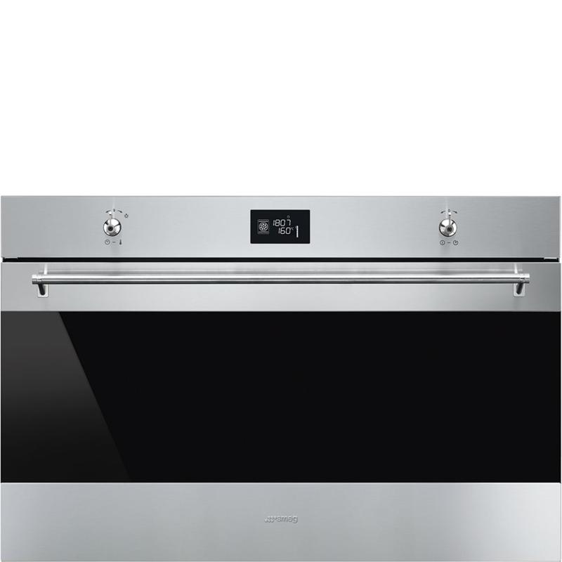Smeg inbouw oven 90cm  SF9390X1