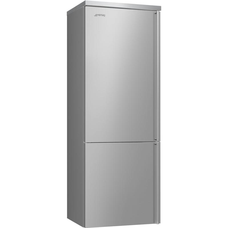 Smeg koelkast  RVS 70cm FA3905LX
