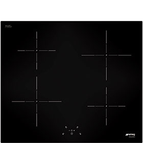 Smeg kookplaat inductie 60cm SI5643D