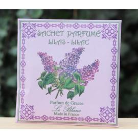 Le Blanc - Geurenvelop Seringen (Lilac)