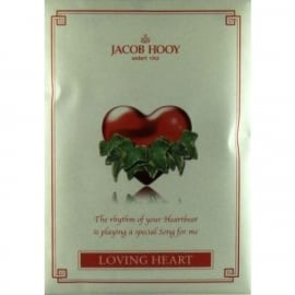 Jacob Hooy - Loving Heart Geurzakje