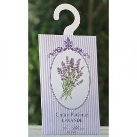 Le Blanc - Geurenvelop met kledinghaak (lavendel)