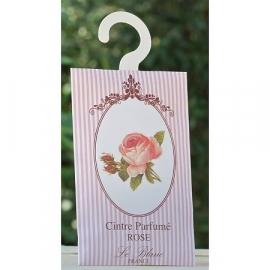 Le Blanc - Geurenvelop met kledinghaak (rozen)
