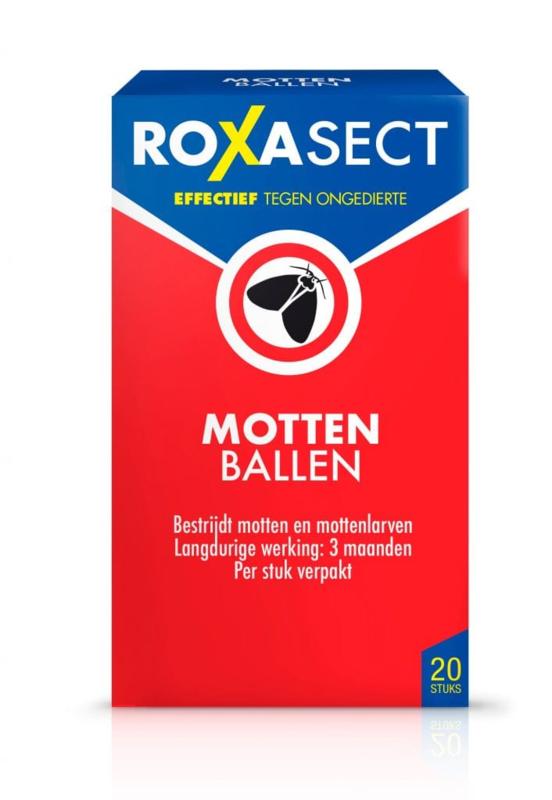 Roxasect mottenballen