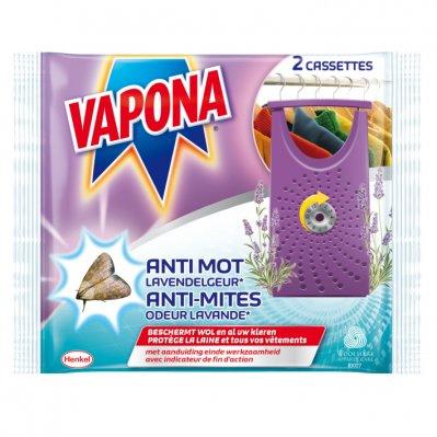 Vapona Anti-Motten Cassette Lavendel