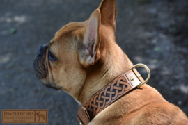 Workshop leerbewerking TECHNIEK: hondenhalsband Keltisch 6u