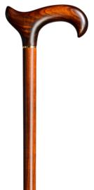 Exclusief Kersenhout wandelstok
