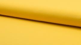 Tricot effen geel